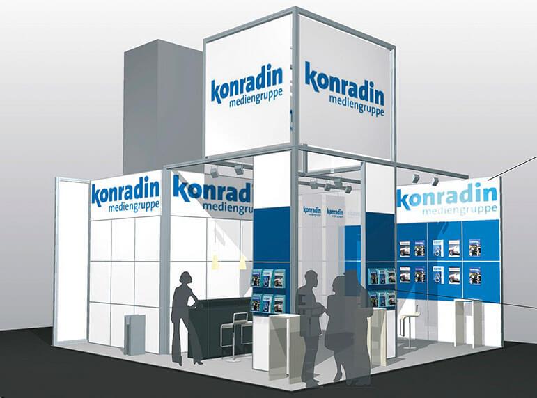 Messebau Stuttgart - Kunath Werbung