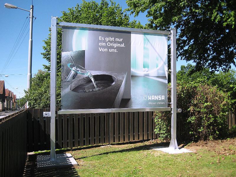 Grossformatdruck - Kunath Werbung